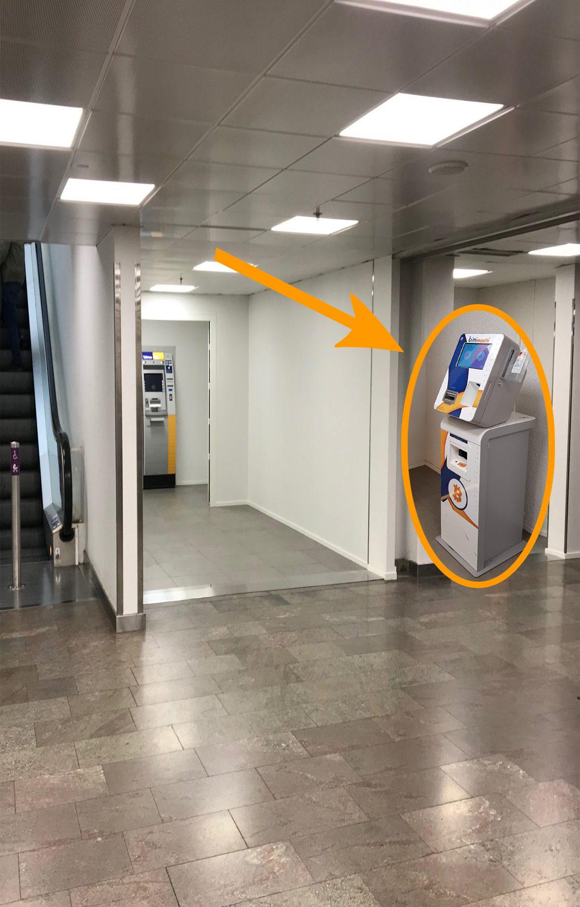 Bitcoin Automaatti Helsinki